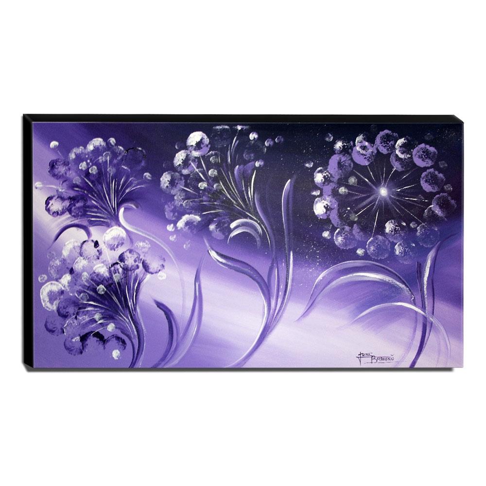 Quadro Decorativo Canvas Abstrato 60x105cm-QA-22