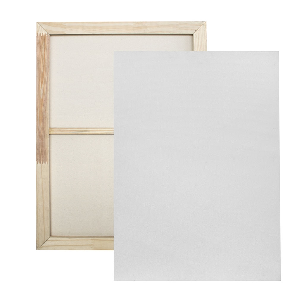 Tela Comum para Pintura 40x40cm