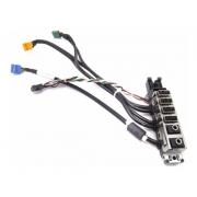 Usb Audio Frontal Hp Compaq 510974-001 6000 6005 8000 8100