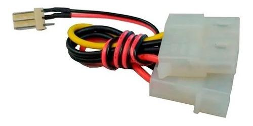 Cabo Molex Adaptador Para Cooler Ide Macho/fêmea Tlf-r82