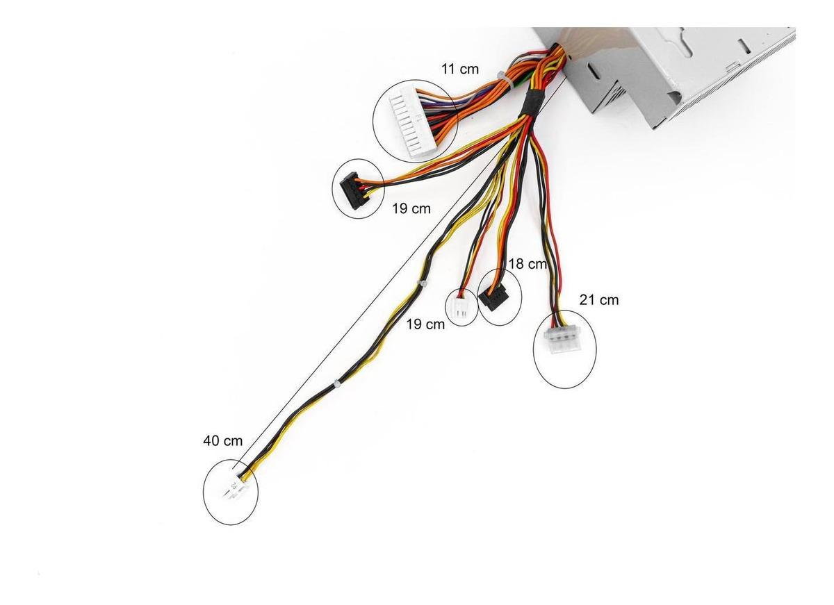 Fonte Dell Optiplex 360 380 H235Pd-01 D235Pd-00 M619F 235W