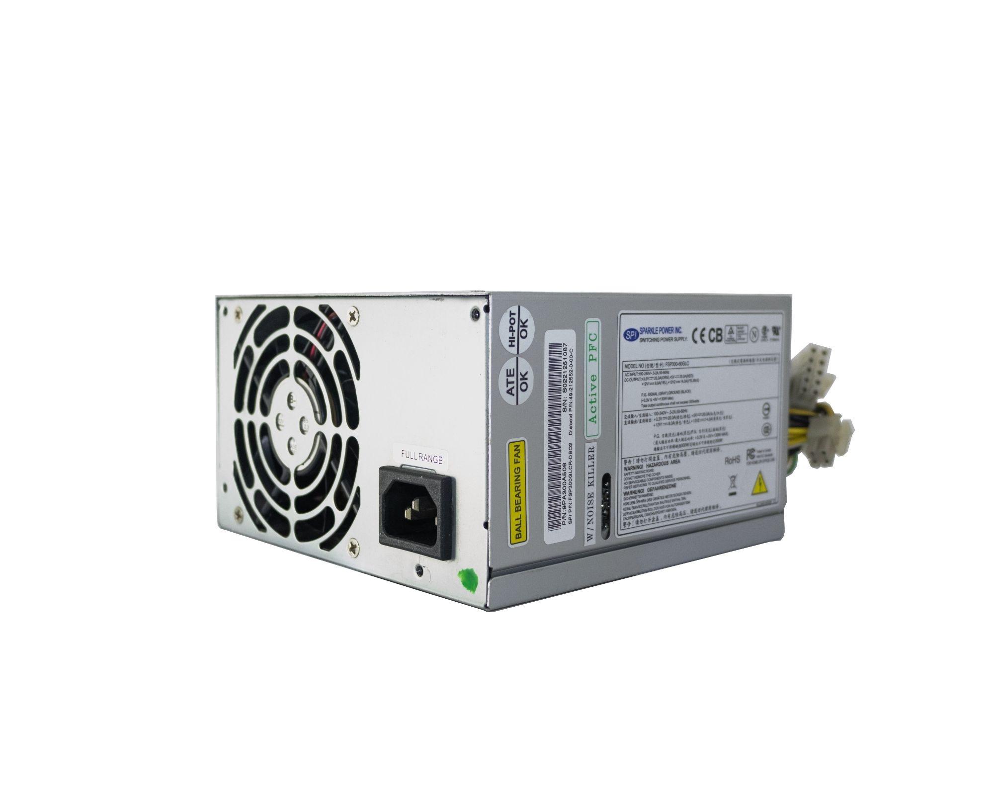 Fonte Para Lenovo Thinkserver Sparkle FSP300-60GLC 10 Pinos 300W 54y8934