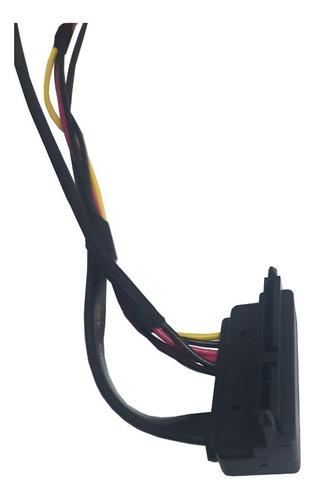Kit 4 Cabos Conector Sata Lenovo Thinkcentre 72z 503et04002.