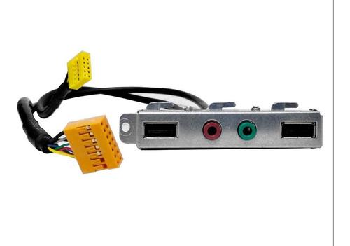 Porta Painel Usb Frontal Lenovo Thinkcentre M91 M92 54y9910