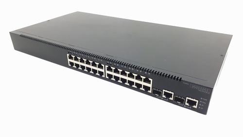 Switch Edge-core Es3526xa 24 Portas X 10/100 Fast Ethernet