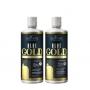 Salvatore Blue Gold Escova Progressiva 2x500ml - Reconstrução Taninica