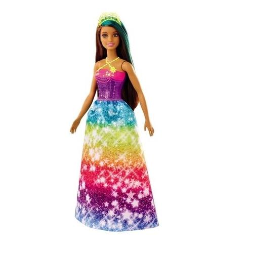 Barbie FAN Mattel Princesa Morena
