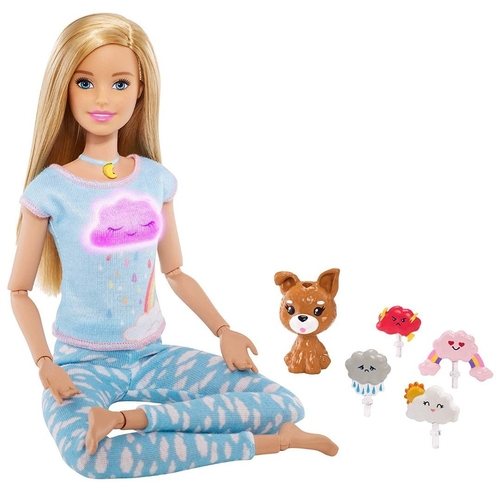 Barbie Mattel Meditação - Medita Comigo