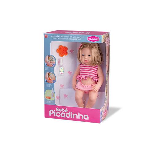 Bebê Picadinha Bambola Spray - Esponja