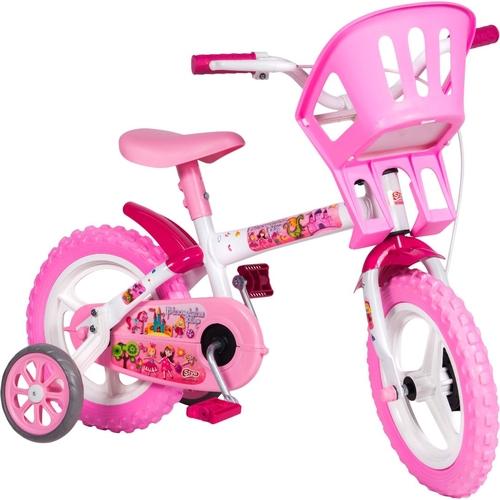 Bicicleta Infantil Styll Baby Aro 12 Princesinha