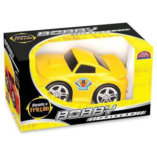 Bobby Carrinho Usual Brinquedos Evolution Fricção