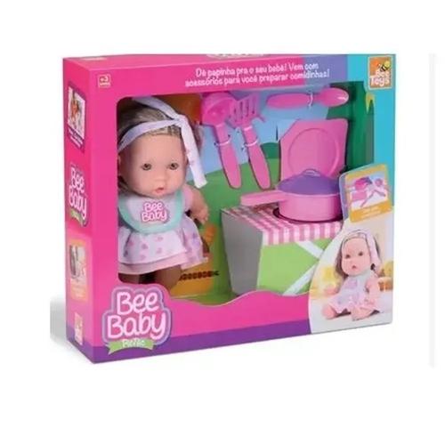 Boneca Bee Bee Toys Baby - Pic Nic
