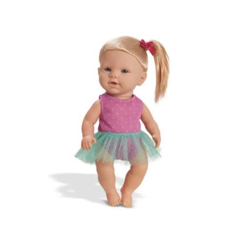 Boneca Pink  Pupee Ballerina -Rosa