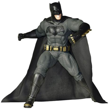 Boneco Batman Mimo - 50 Cm  Liga Da Justiça