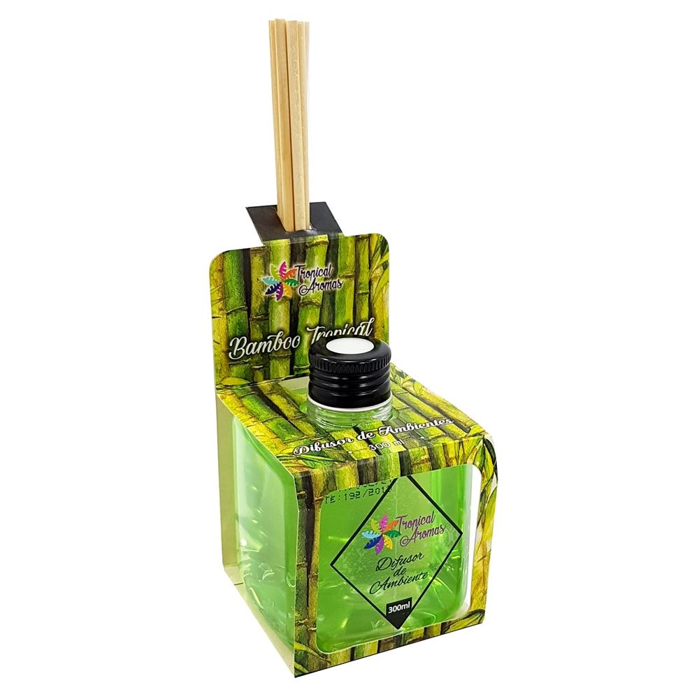 Difusor de Aromas Bamboo Tropical Aromas 300 ml