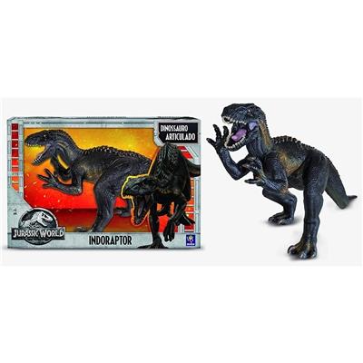 Dinossauro Indoraptor Jurassic World 65 Mimo -Preto