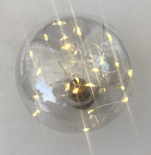 Enfeite Luminoso Para Decoração InterFonte -Plástico