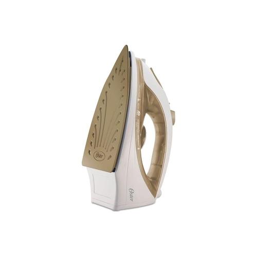 Ferro a Vapor Oster com Antiaderente - Dourado e Branco