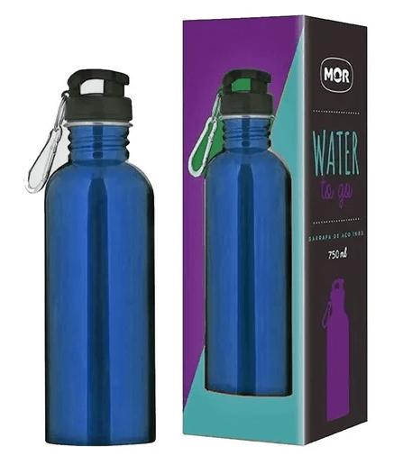Garrafa Water To Go 750ml - MOR Garrafa Inox