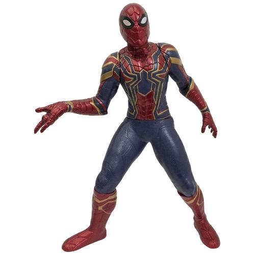 IRON SPIDER - Boneco Homem Aranha Marvel 55cm Articulado