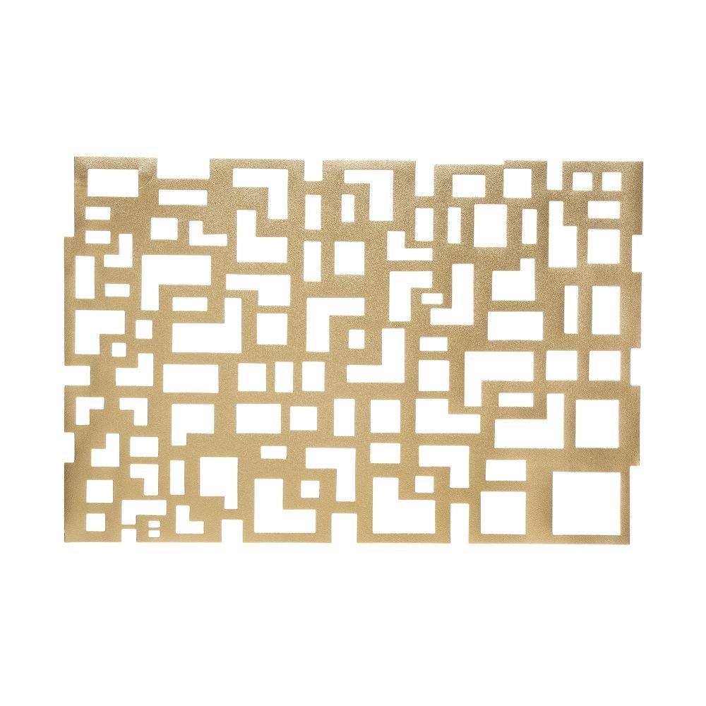 Lugar Americano Geometric Mimo Style