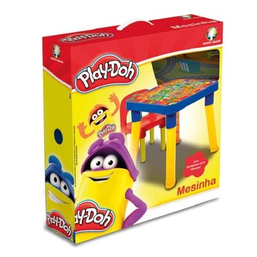 Mesinha com acessórios play-Doh Monte Libano Cor Variada
