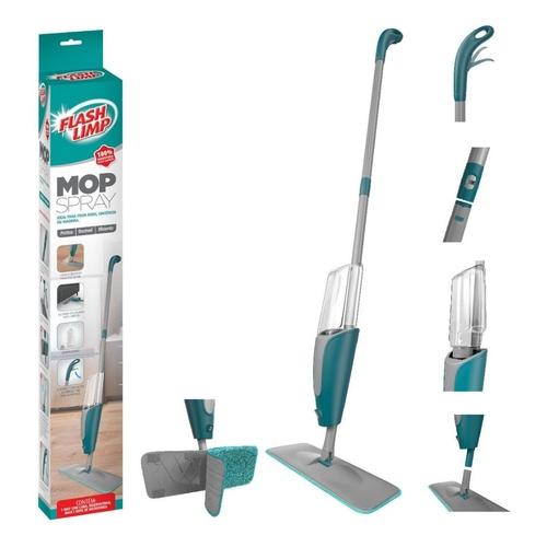 Mop Spray Rodo Esfregão Flash Limp Duravel