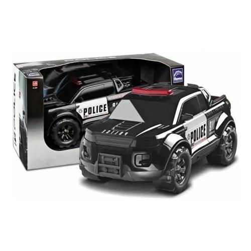 Pick-Up Force - Police da Roma Brinquedos +3 anos