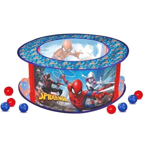 Piscina de bolinhas Spider-man Lider Menino