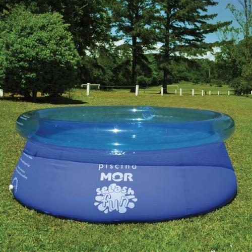 Piscina Inflável Splash Fun  MOR 1400L
