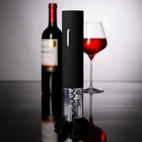 Saca Rolhas Elétrico Automático a Pilhas Home Abridor de Vinho