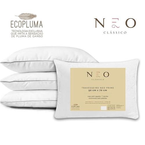 Travesseiro Neo Prime Ecopluma