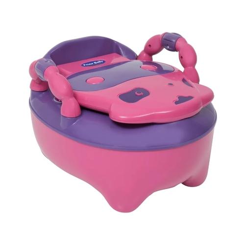 Troninho Infantil Prime Baby Rosa