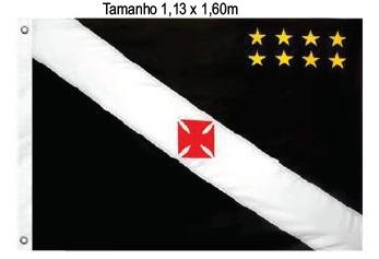 Bandeira Vasco Oficial 2 1/2 Panos