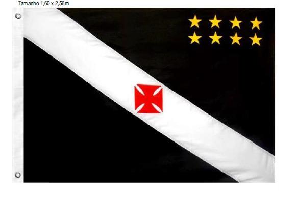 Bandeira Vasco Oficial 4 Panos
