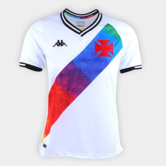 Camisa Feminina Orgulho LGBTQIA+  -  Kappa