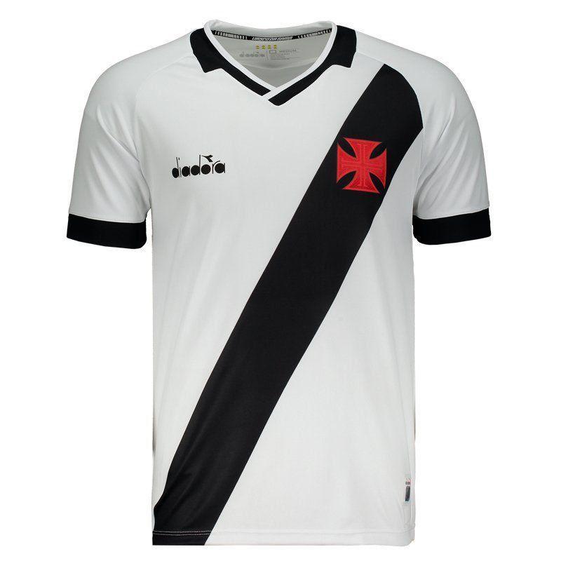 Camisa Vasco Away Game - DIADORA 2018