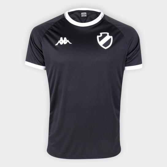 Camisa Vasco Minimalista - KAPPA