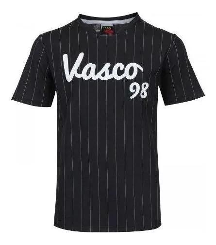 Camisa Vasco Custom Infantil