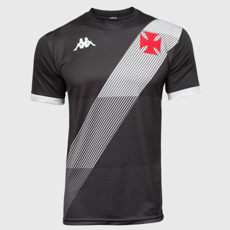 Camisa Vasco Diagonal CRVG - KAPPA