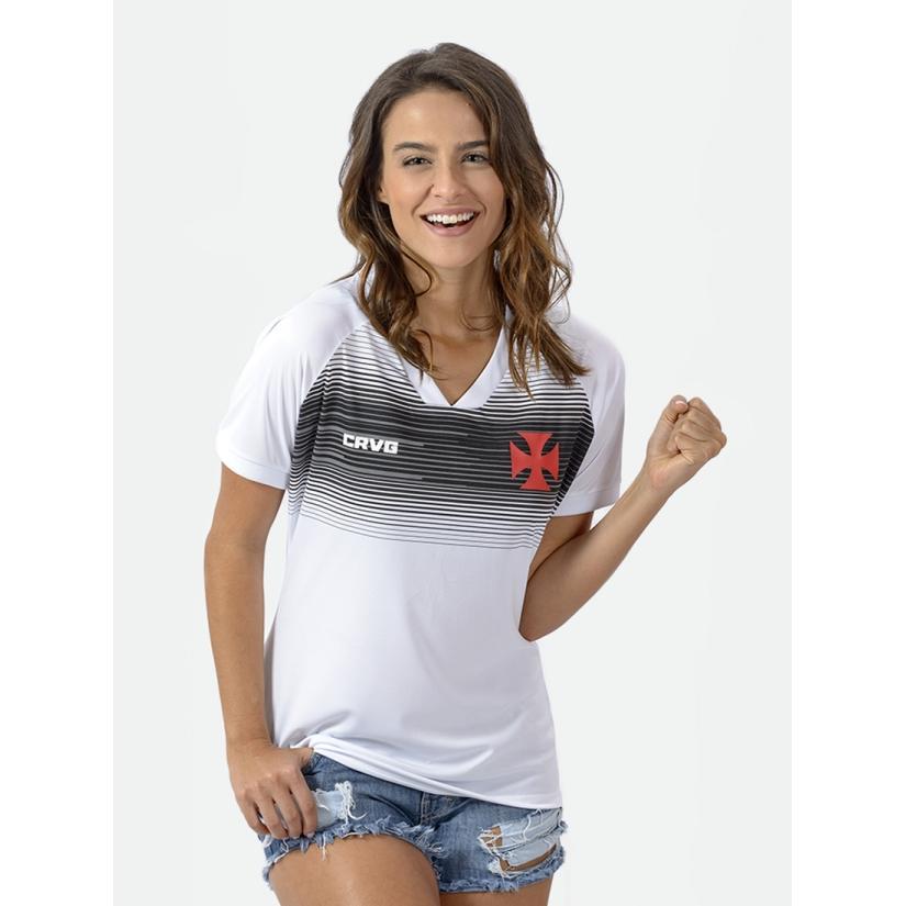Camisa Vasco feminina Legend
