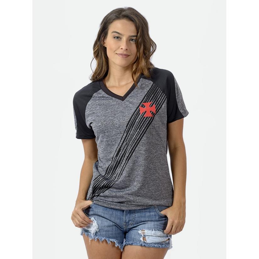 Camisa Vasco feminina Motion