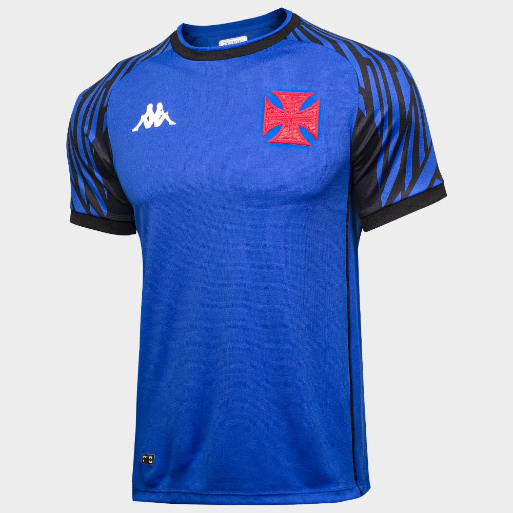 Camisa Vasco Goleiro Jogo 1 - Tamanho Especial Kappa 2021