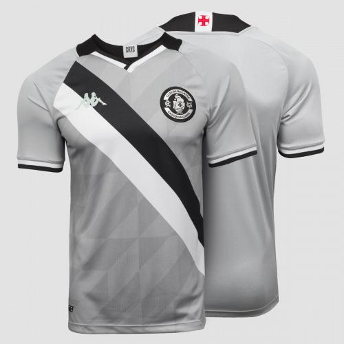Camisa Vasco Goleiro 3RD Infantil Kappa 2021