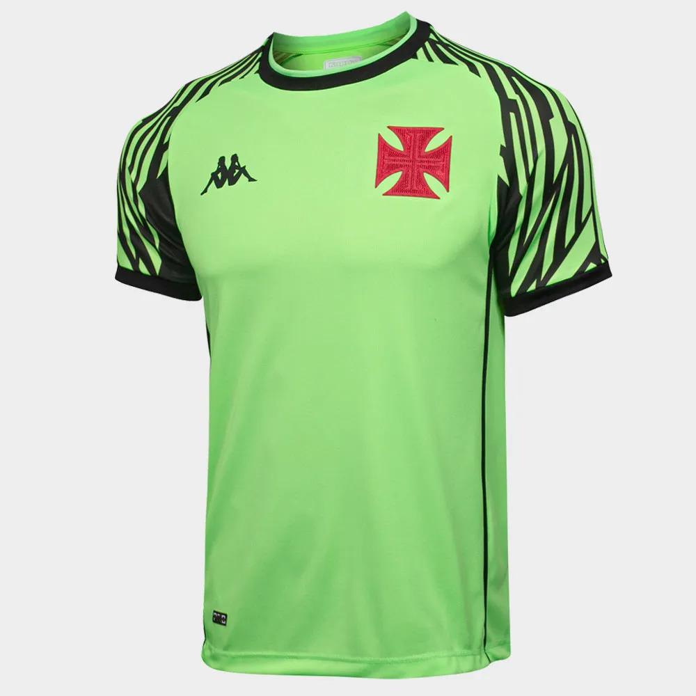 Camisa Vasco Goleiro Jogo 2 - Kappa 2021