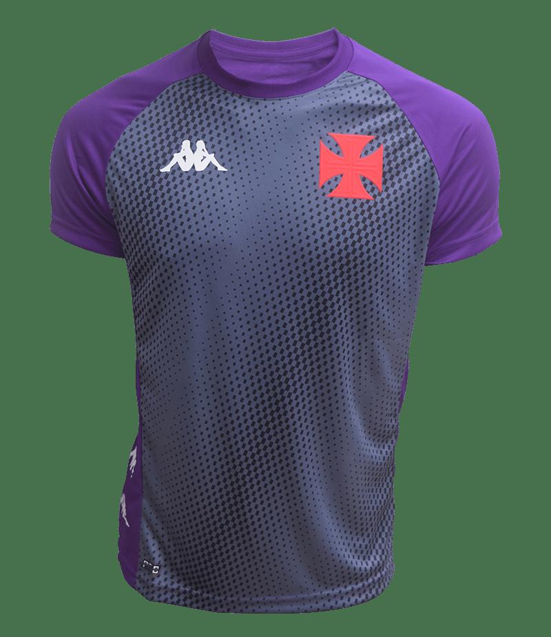 Camisa Vasco Goleiro Treino - Kappa 2020