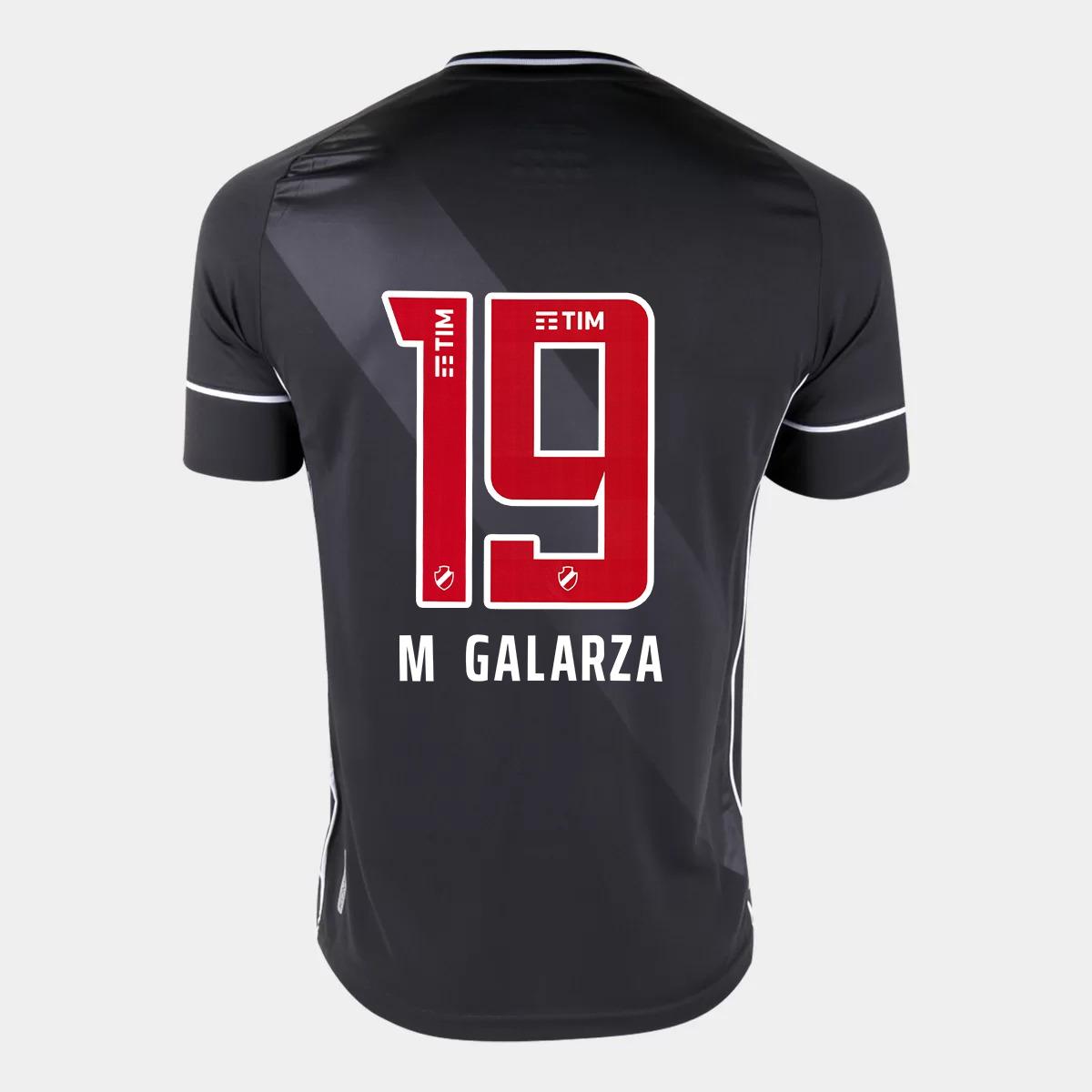 CAMISA VASCO I KAPPA 2020/2021 - GALARZA