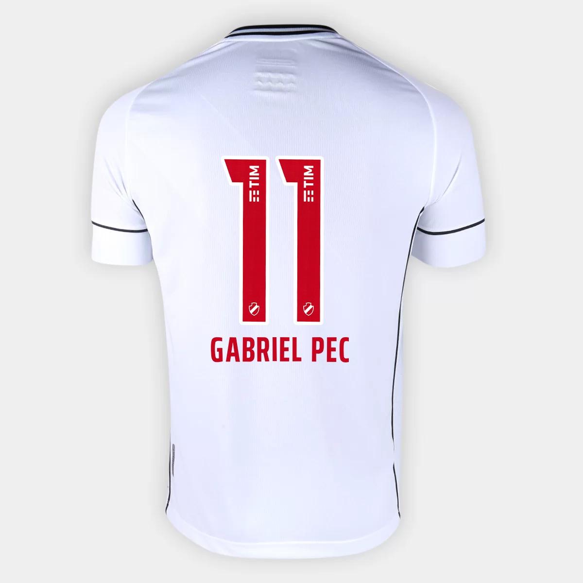 CAMISA VASCO II KAPPA 2020/2021 - Gabriel Peck