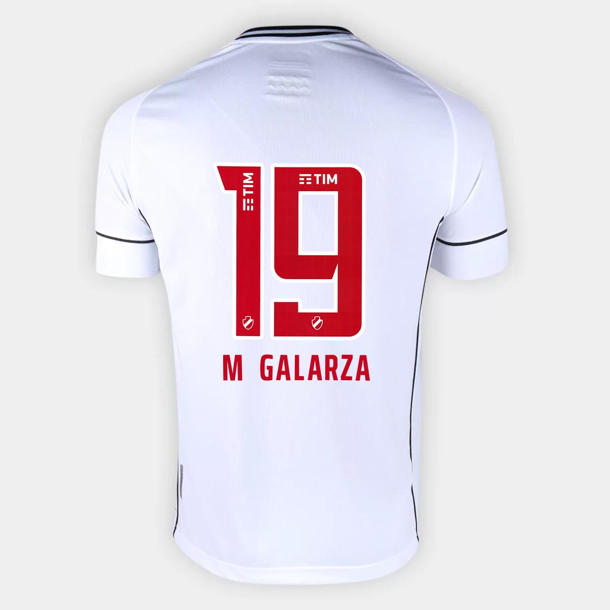 CAMISA VASCO II KAPPA 2020/2021 - GALARZA