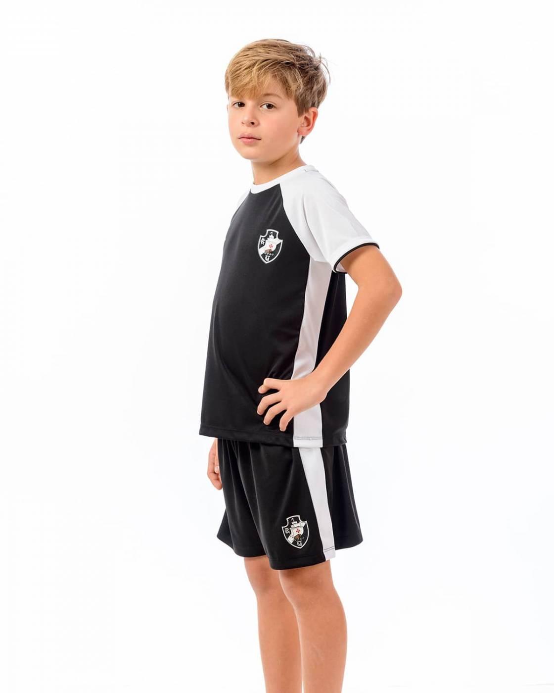 Camisa Vasco infantil Less